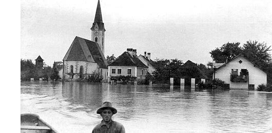 Hochwasser Pfarrkirchen